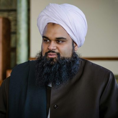 EP 023: Round Table with Shaykh Hamzah Maqbul