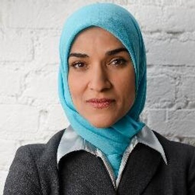 EP 053: The Wooer and The Maiden | Dalia Mogahed